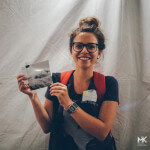 Swaping Photo Prints at Photoville 2015
