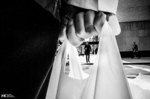 Throw Away Bag City, NYC, 2016