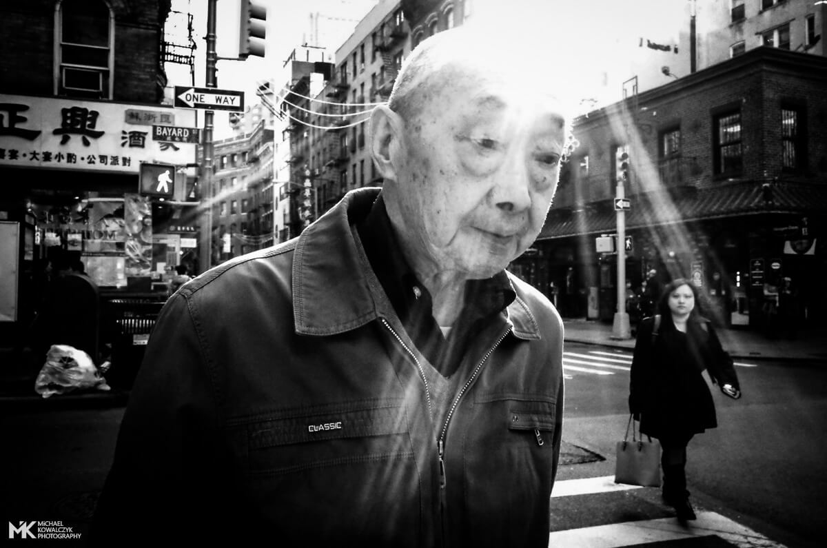 Sunflare Mind, China Town, NYC, 2016