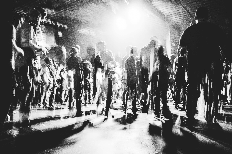 Flash Dance XXV Reconstrvct Party in Brooklyn, New York City