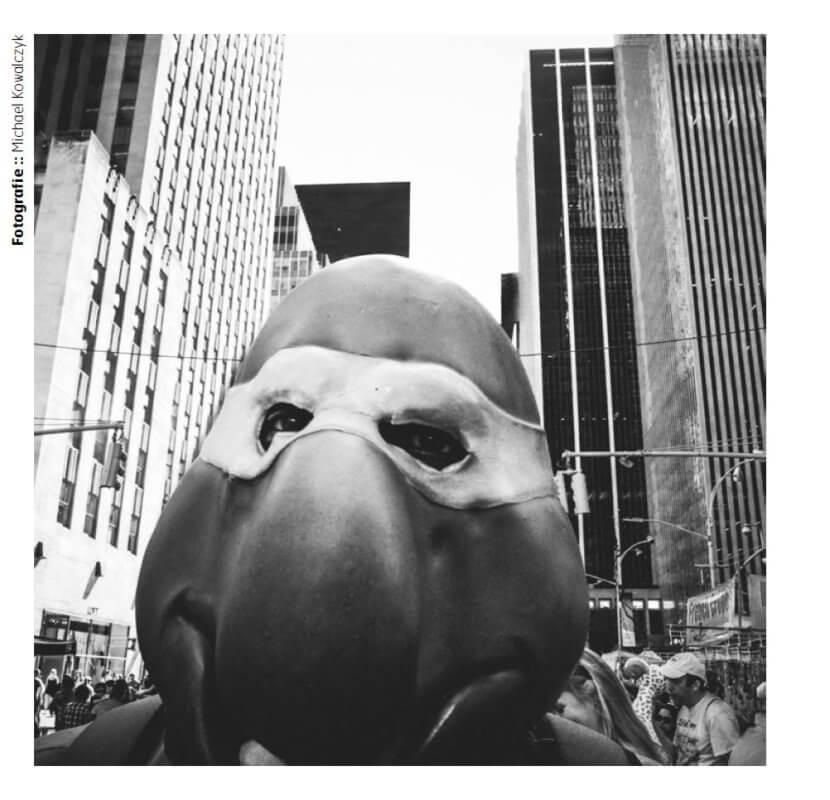 LUUPS 2017 Michael Kowalczyk Street Photography New York City