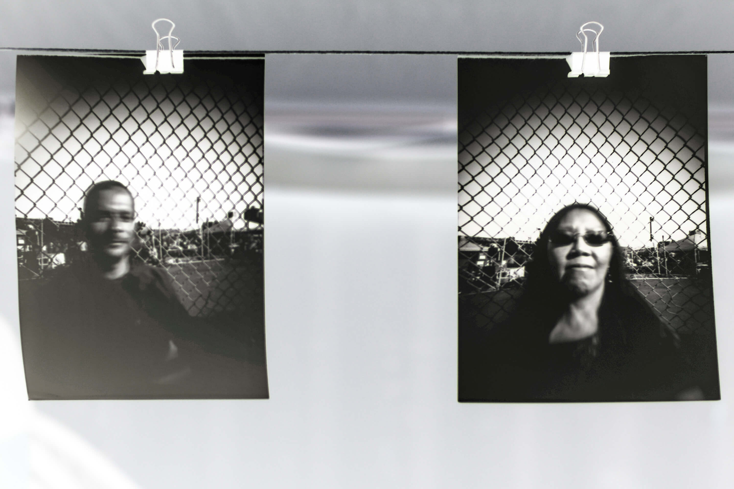 Pinhole Can-Camera Portraits, Photoville, New York City, 2016
