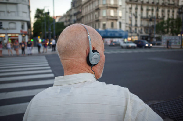 Listening to Street Photography Podcasts