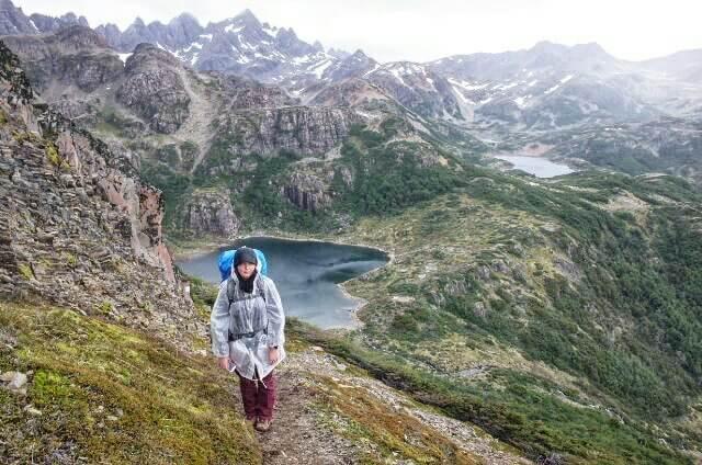 Dientes de Navarino Trekking Laguna del Salto