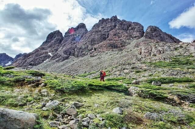 Dientes de Navarino Trekking