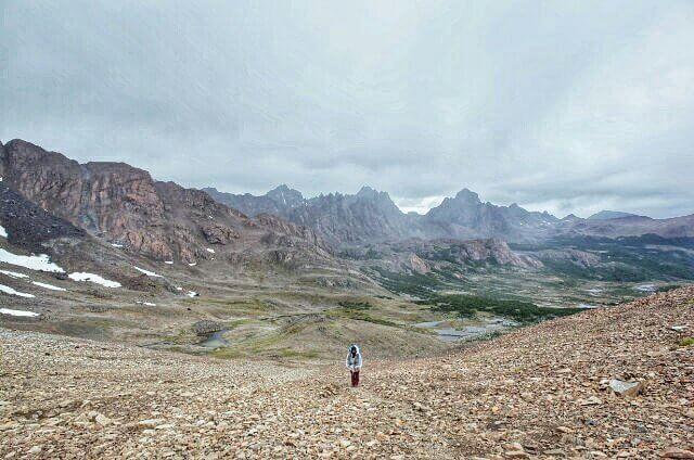 Dientes de Navarino Trekking Ventarron Pass