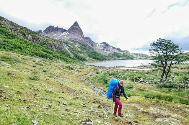 Dientes de Navarino Trekking Laguna Martillo