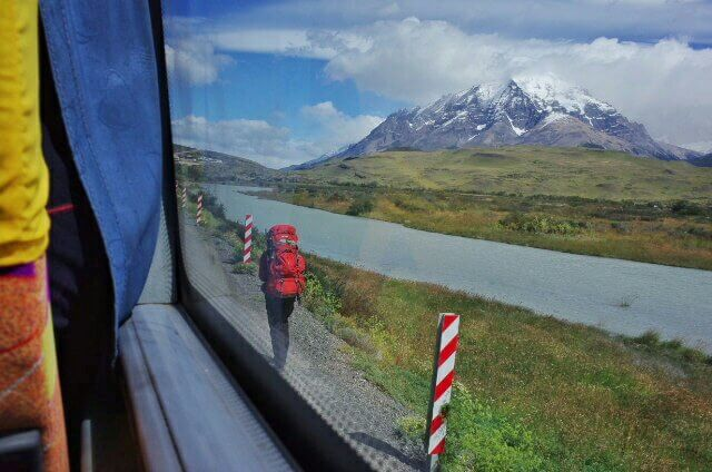 Trekking the W-Trek in Torres del Paine