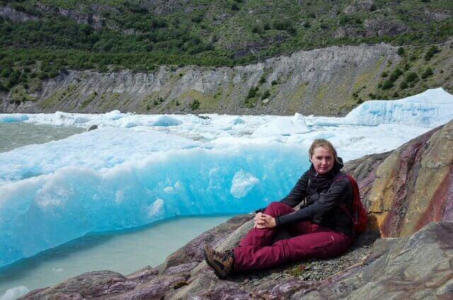 Glaciar Gray