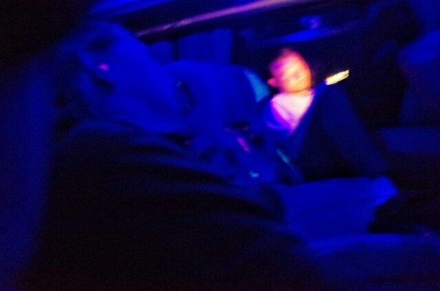 El Chalten Night Bus to Los Antiguos