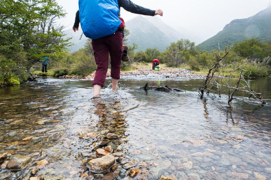 Cerro Castillo River Crossing