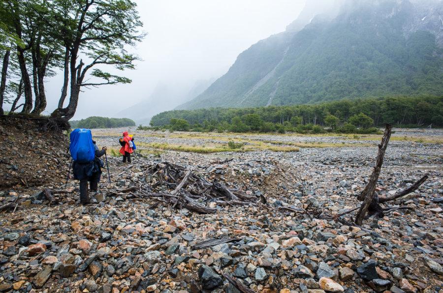 Cerro Castillo Trekking through Rio Turbio Valley
