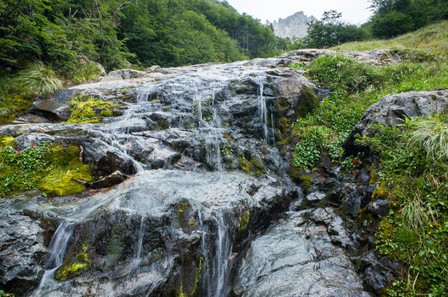 Cerro Castillo Trekking Waterfall