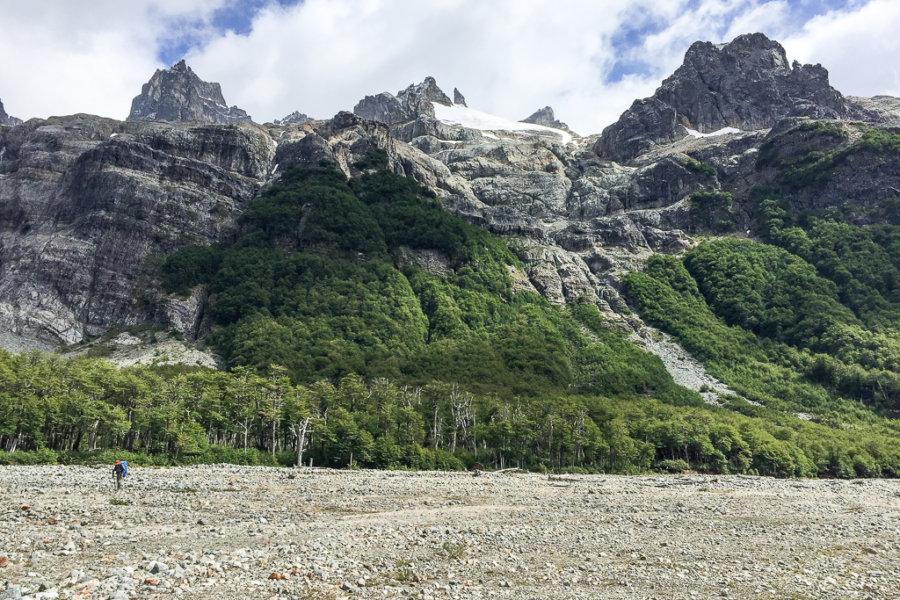 Cerro Castillo Trekking Rio Turbio Valley Mountains