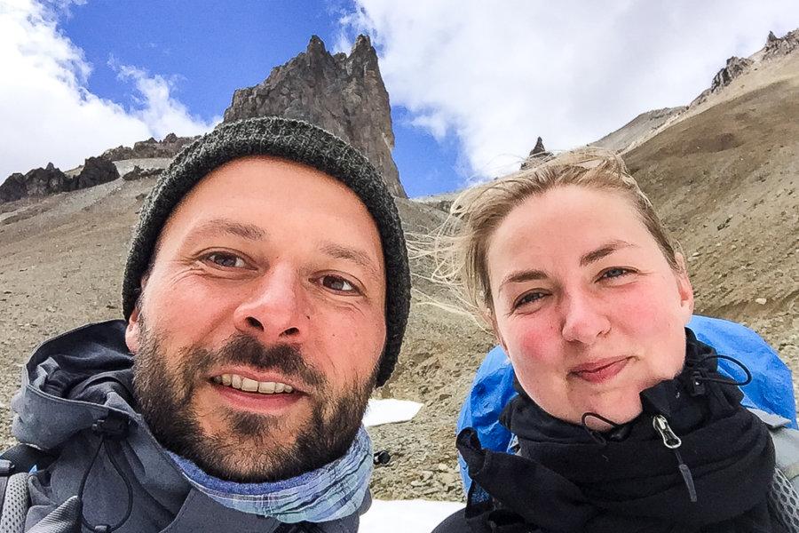 Cerro Castillo Trekking Selfie