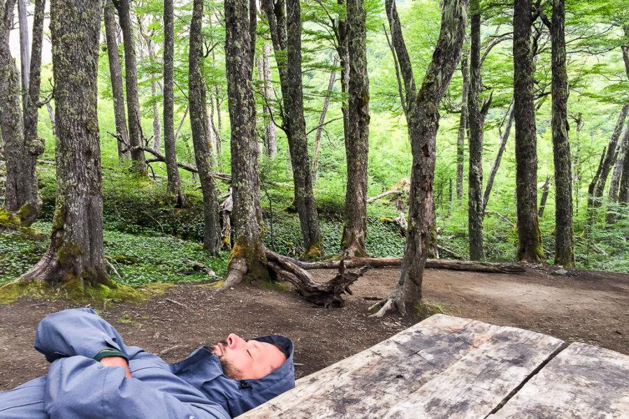 Cerro Castillo Trekking Nap