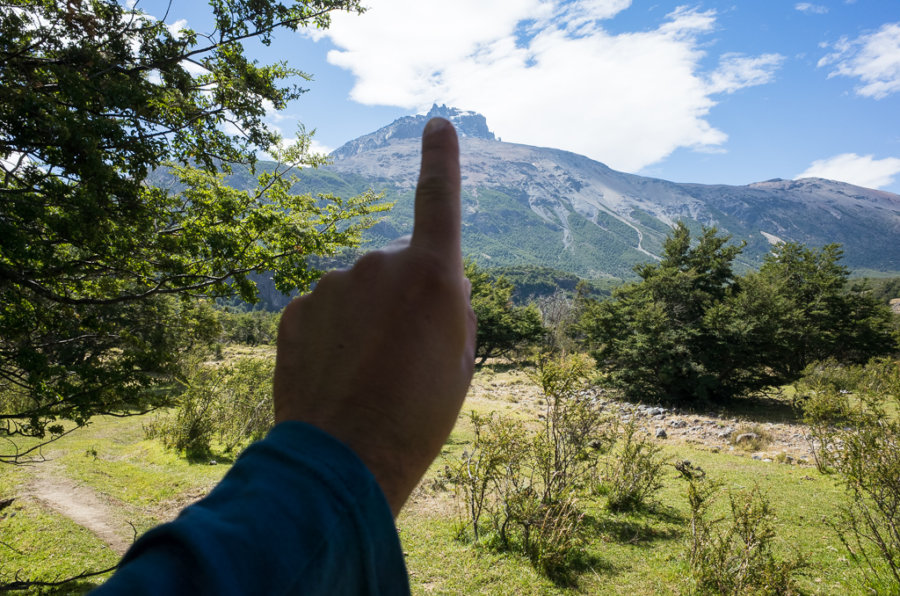 Cerro Castillo Trekking Highpoint
