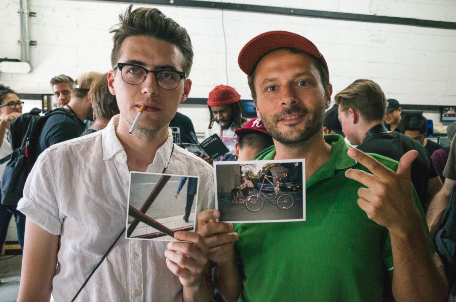 Steven Davis NYC-SPC Print and Zine Swap Bushwick Community Darkroom 2017