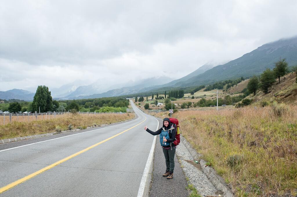 Hitchhiking to Villa Cerro Castillo