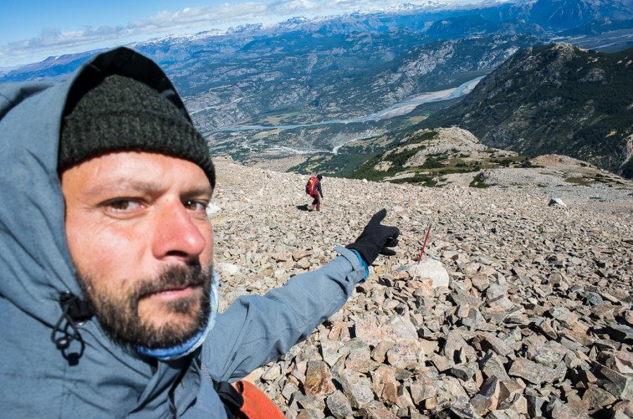 Cerro Castillo Trekking Descent