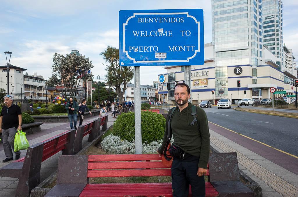 Welcome to Puerto Montt