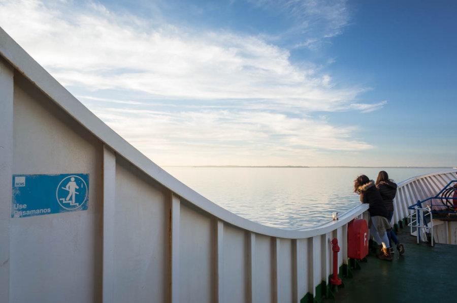 Chaiten Puerto Montt Ferry