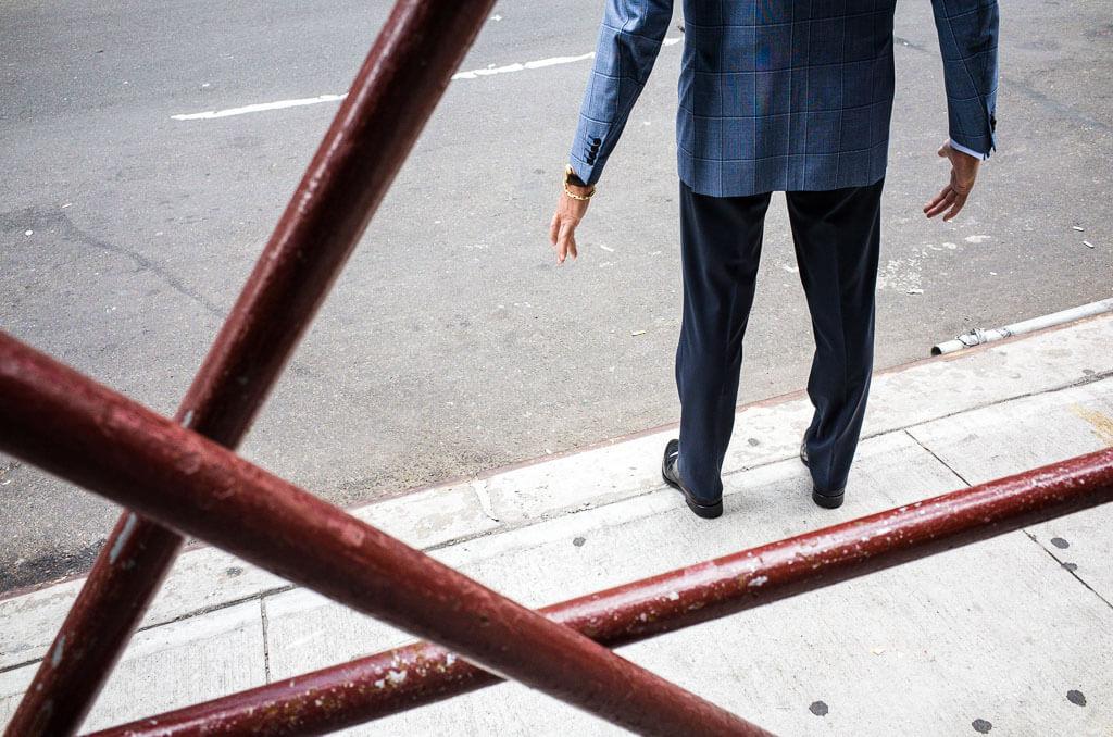 Frozen NYC Color Street Photography Portfolio Michael Kowalczyk