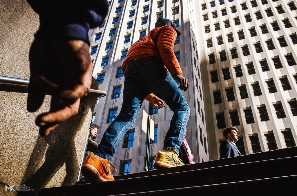Exit Wall Street NYC 2017 Michael Kowalczyk