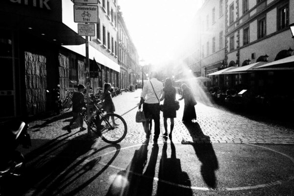 Begging Konstanz 2019