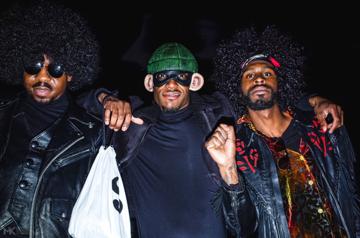 Afro Robbers